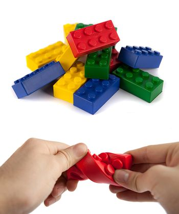 Primary Soft Blocks Set