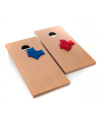 Regulation Size Cornhole Game Set