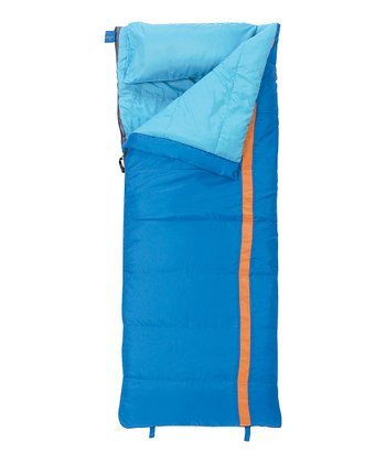 Blue Junior Sleeping Bag
