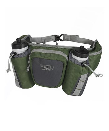 Green Hydration Belt