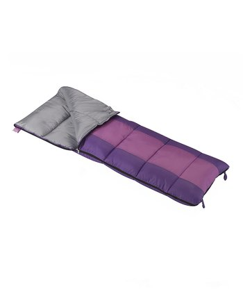 Purple & Lavender Sleeping Bag