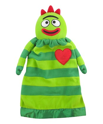 Yo Gabba Gabba! Brobee Plush Toy/Lovey