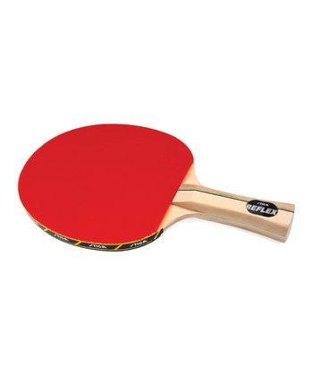 Red Reflex Ping-Pong Racket