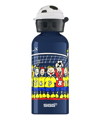 Football Club 13-Oz. Water Bottle