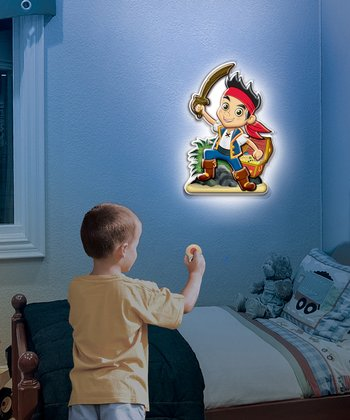 Jake the Pirate Wall Friends Light
