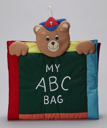 ABC Bear Play Bag