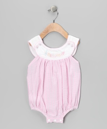Pink Musical Bubble Bodysuit - Infant