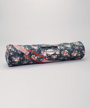 Classic Floral Yoga Bag
