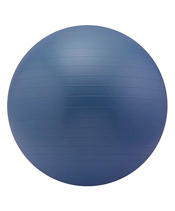 Blue Health & Fitness Stability Ball