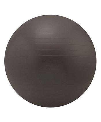 Black Health & Fitness Stability Ball