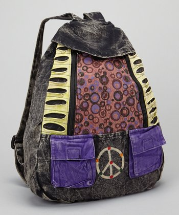 Peace Pocket Backpack