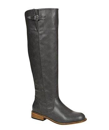Dark Gray Parksville Boot