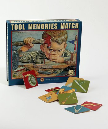 Challenge & Fun - Tool Memories Match