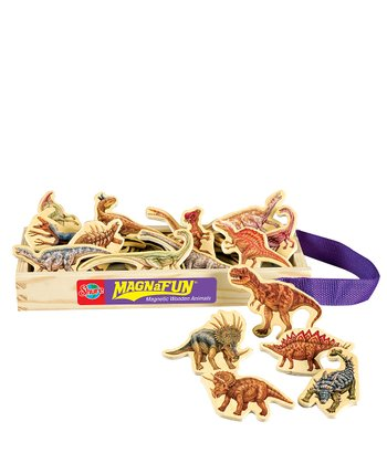 Dinosaurs MagnAnimals Set
