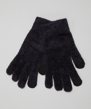 Black E-Touch Magic Gloves