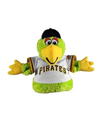 Pittsburgh Pirates Pirate Parrot Hand Puppet