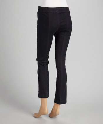 Trubador Side Zip Skinny Pants
