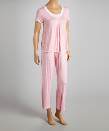 Pink Simply Me Pajamas - Women