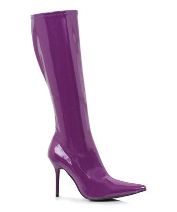 Purple Emma Boot