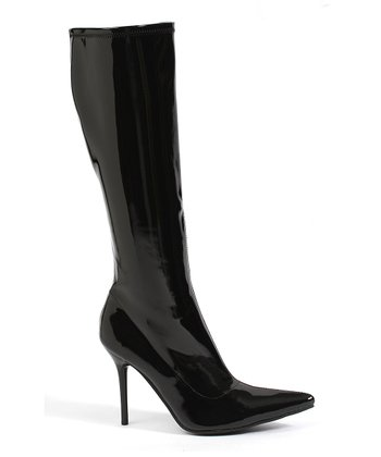 Black Emma Boot