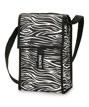 Zebra Double Wine Bag Cooler