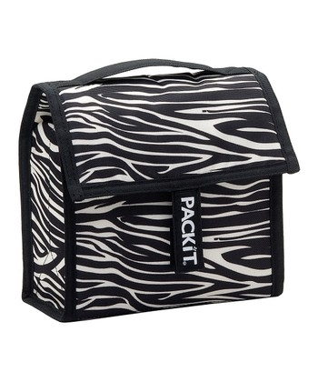 Zebra Mini Cooler