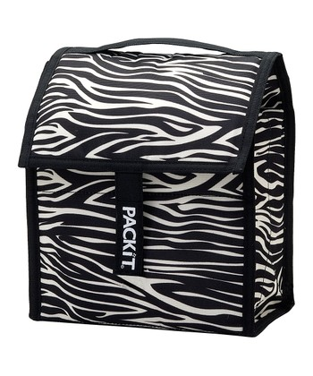 Zebra Lunch Cooler