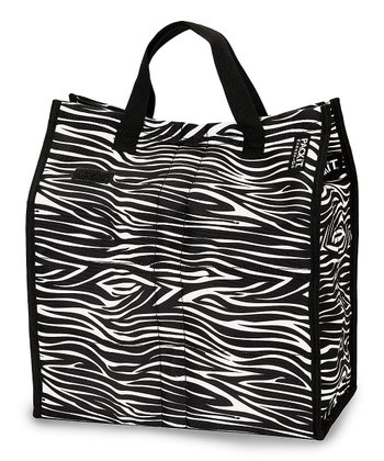Zebra Shop Cooler