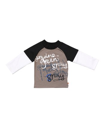 gStreet Long-Sleeve Tee - Infant & Toddler