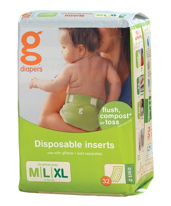 13-Lbs. to 36-Lbs. Disposable Insert - Set of 32