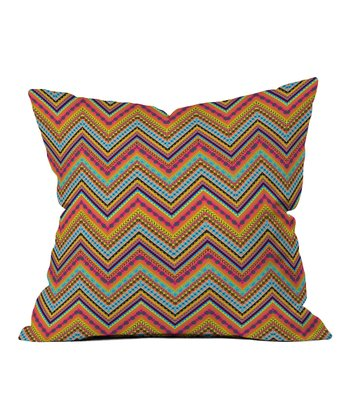 Amy Sia Chevron Throw Pillow