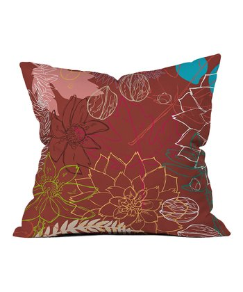 Geronimo Studio Throw Pillow