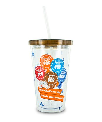 Tootsie Roll Pop Frap Cup