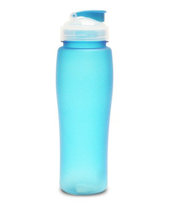Blue 24-Oz. Soft-Touch Water Bottle