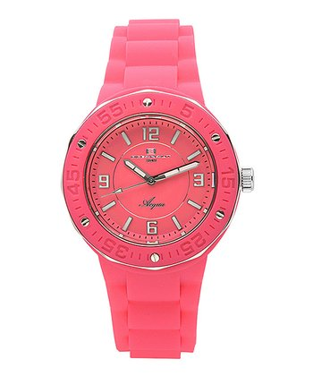 Pink Acqua Watch
