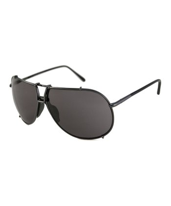 Gunmetal Luca Sunglasses