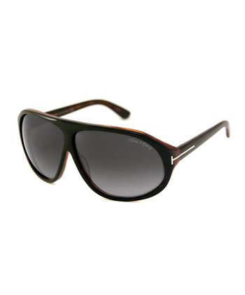 Black Nicolo Sunglasses