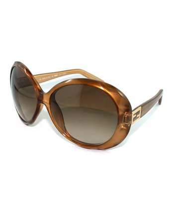 Tobacco Bug-Eye Sunglasses