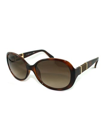 Havana Bug-Eye Sunglasses