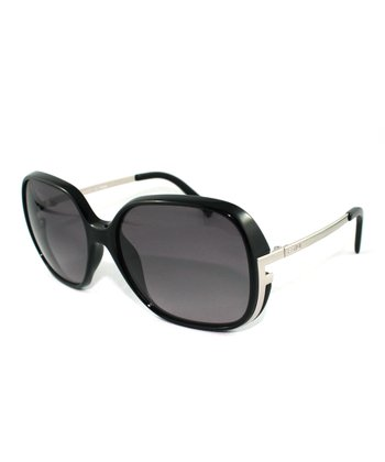 Black Mod Square Sunglasses