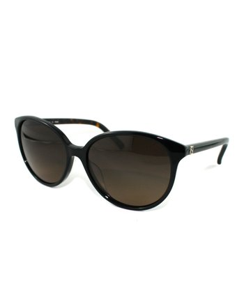 Havana Sassy Cat-Eye Sunglasses