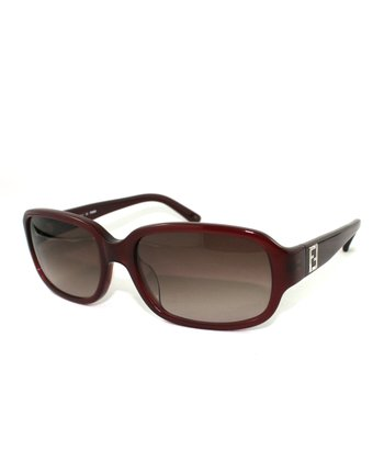Sangria Sunset Rectangle Sunglasses