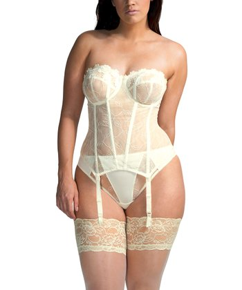 Ivory Occasions Corset - Women & Plus