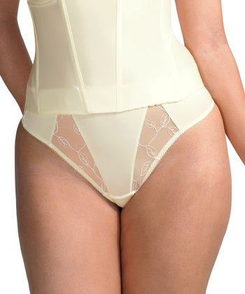 Ivory Occasions Thong - Women & Plus