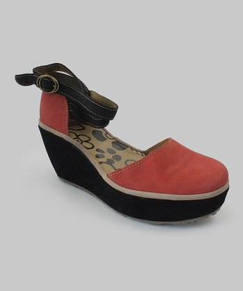 Red Penn Wedge
