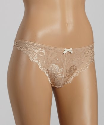 American Nude Spree Thong - Women