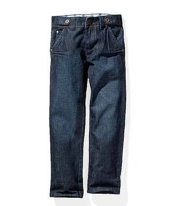 Stone Wash Acorn Jeans - Toddler & Boys