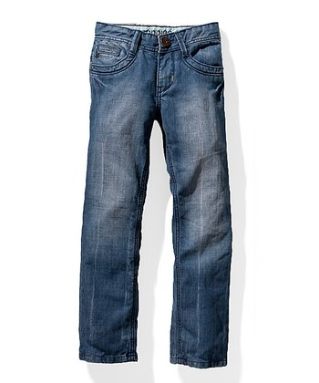 Stone Wash Panther Jeans - Toddler & Boys