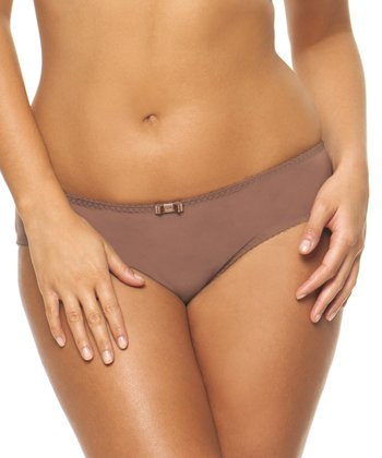 Mocha Daily Boost Thong - Women & Plus