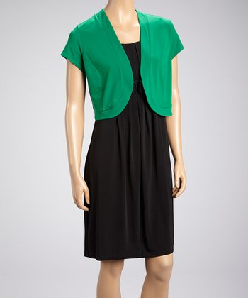 Kelly Green Shrug